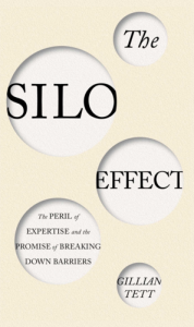 The Silo Effect book cover
