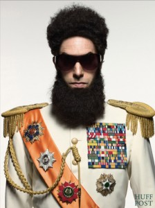 Picture of Sacha Baron Cohen as The Dictator