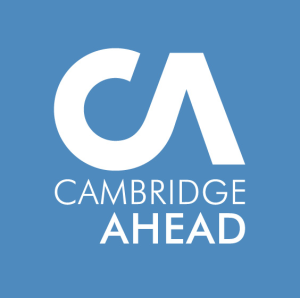 Cambridge Ahead square logo